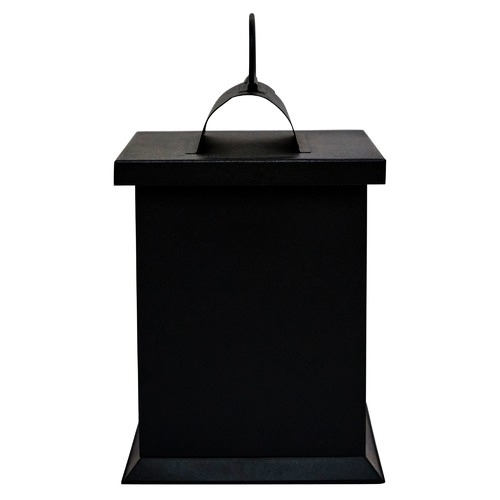 New Oriental LED Fireplace Lantern