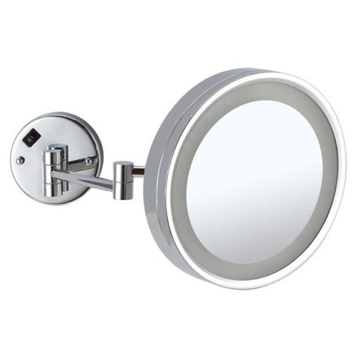 Thermogroup Round Hard Concealed Wiring Mirror