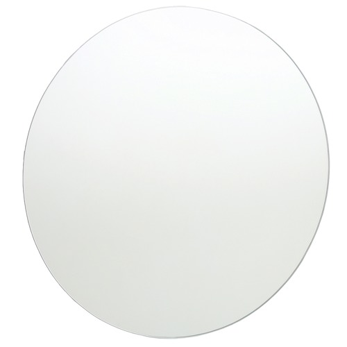 Thermogroup Round Polished Edge Mirror