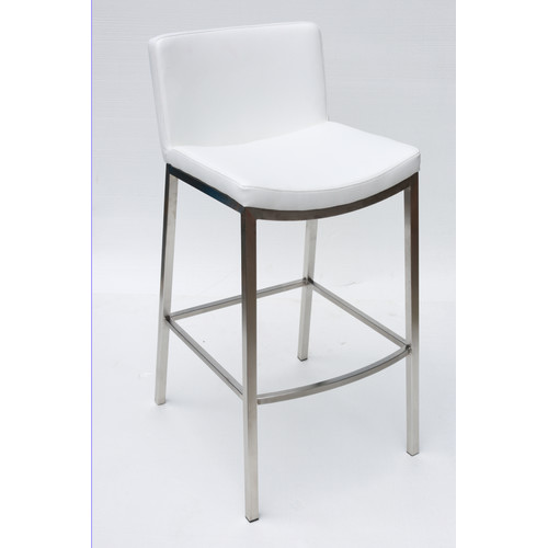 Rio Stainless Steel Bar Stool