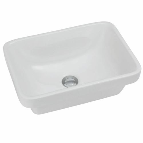 Kander Sarah Semi Inset Ceramic Basin