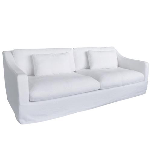 Elegant Designs Slip 3 Seater Sofa