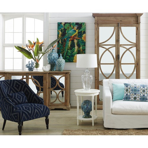 Elegant Designs Global Armoire