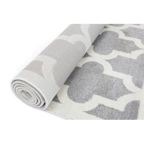 Lifestyle Floors Light Grey Amaris Piccolo Rug