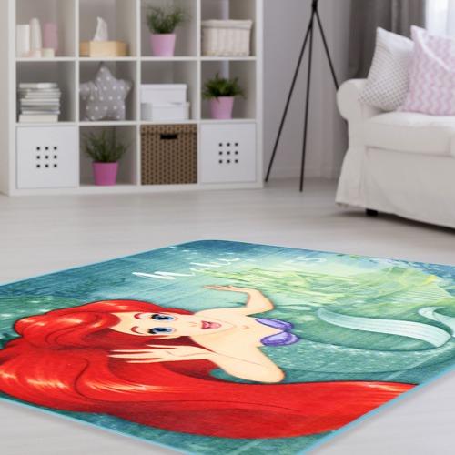 Lifestyle Floors Little Mermaid Disney Kidsu0027 Rug
