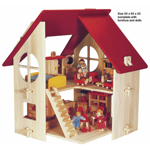 Blue Ribbon Country Doll House