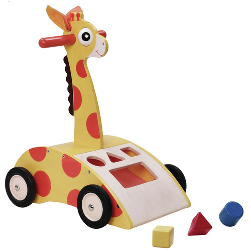 Wonderworld Giraffe Walker Learning Toy