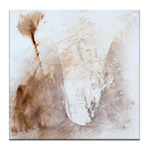 Our Artists' Collection Encaustic 9 by Gill Cohn Art Print on Canvas