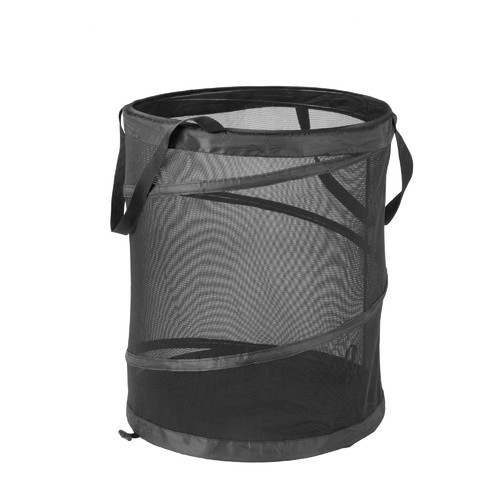Honey Can Do Large Mesh Pop Open Hamper