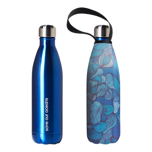 BBBYO 750ml Future Bottle & Wind Carry Cover