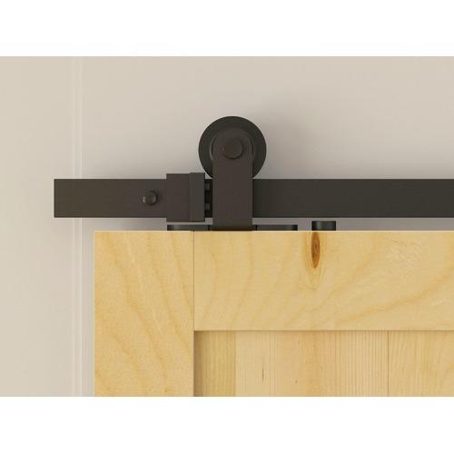 Essential Home Supply 240cm Sliding Barn Door Hardware