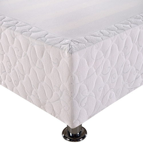 Essential Home Supply Cubao Upholstered Bed Base