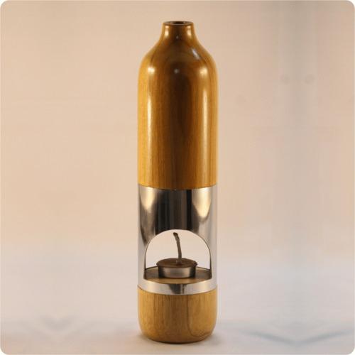 Natural Handmade Teak Wood Oil Diffuser