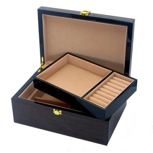 Cambridge Zachary Jewellery Box