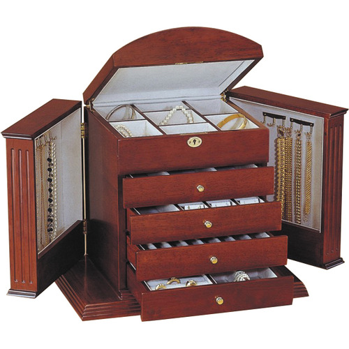 Extra Large Cabinet Jewellery Box Temple Amp Webster