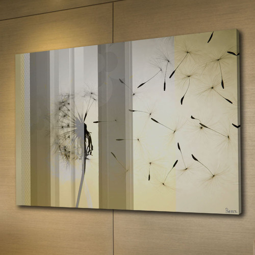 Marvelous Parvez Taj Dandelion Canvas Wall Art