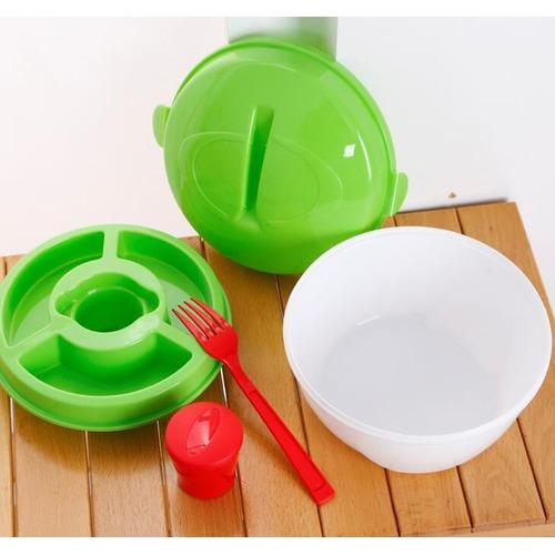 Gourmet Kitchen Green Salad Bowl