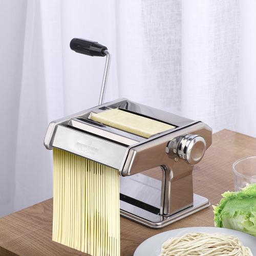 Gourmet Kitchen Gourmet Kitchen Chef Stainless Steel Pasta Maker