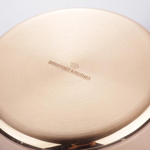 Lilly Aluminium & Copper Saucepan