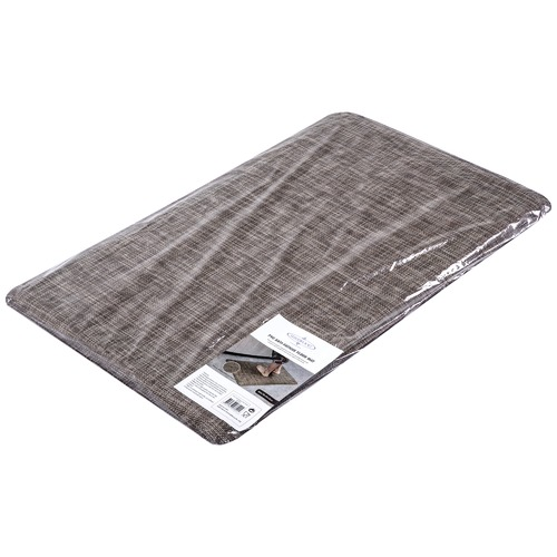 Sherwood Housewares Anti Fatigue Faux Linen Floor Mat