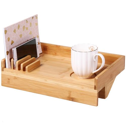 Sherwood Housewares Sherwood Bamboo Bed Shelf