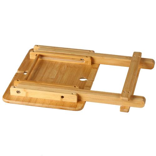 Sherwood Foldable Organic Bamboo Wine Table