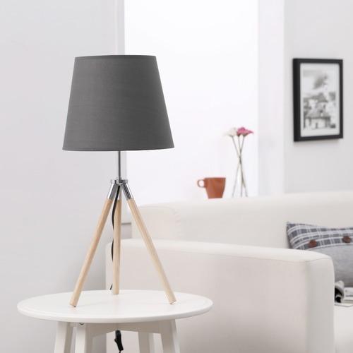 Sherwood Lighting Gordon Wooden Table Lamp