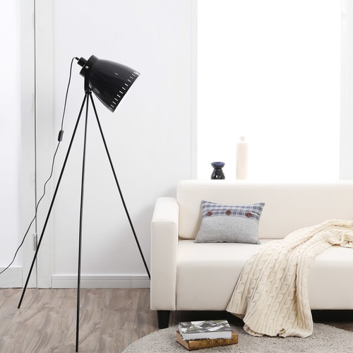 Sherwood Lighting Broadway Metal Floor Lamp