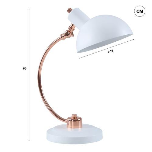 Sherwood Lighting Y Table Modern Desk Lamp