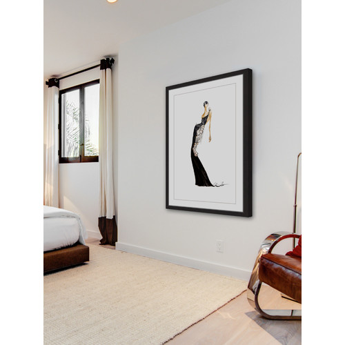 Marmont HIll Black Light Wall Art
