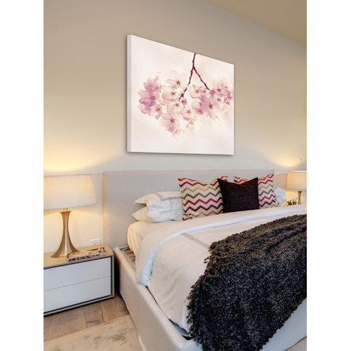 Marmont HIll Cherry Blossoms Canvas Wall Art