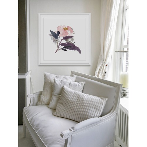 Marmont HIll Watercolour Bouquet 1 Framed Wall Art