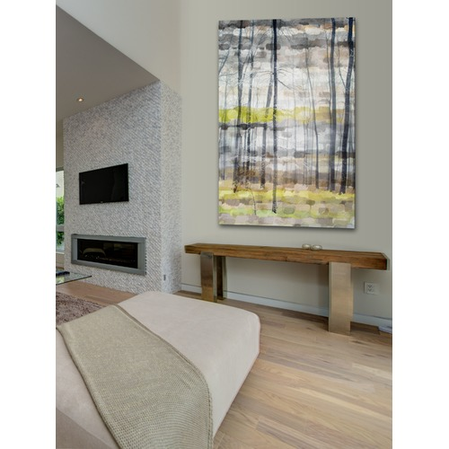 Marmont HIll Chalet Trees Canvas Wall Art