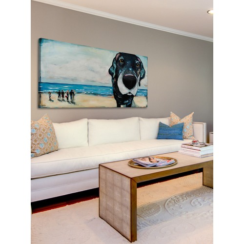 Marmont HIll MacDaddy Art Print on Canvas
