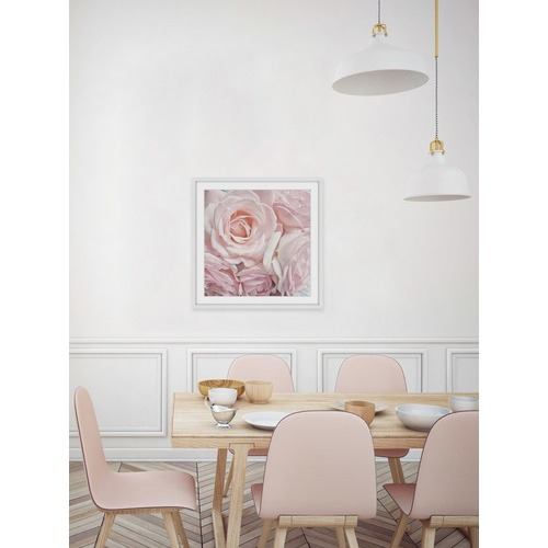 Marmont HIll Pink Roses II Framed Print