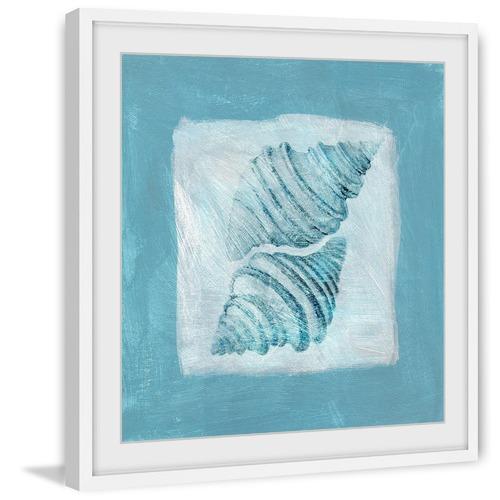 Marmont HIll Ocean Seashell Framed Print