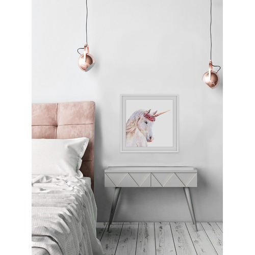 Marmont HIll Sweet Unicorn Framed Print