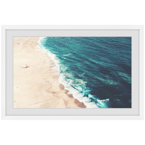 Marmont HIll Nazare Beach Framed Printed Wall Art