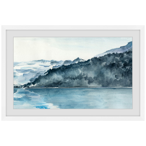 Marmont HIll Toward The Island Framed Printed Wall Art