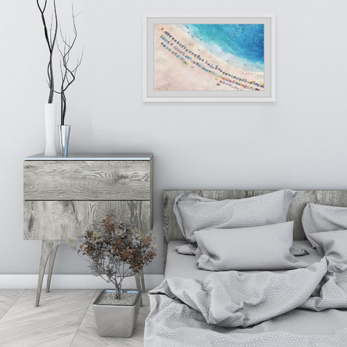 Marmont HIll Perfect Vacation Framed Printed Wall Art
