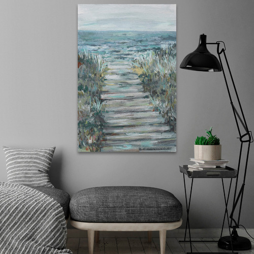 Marmont HIll Way To The Sea Canvas Wall Art