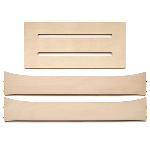 Leander Junior Bed Kit Wooden Components