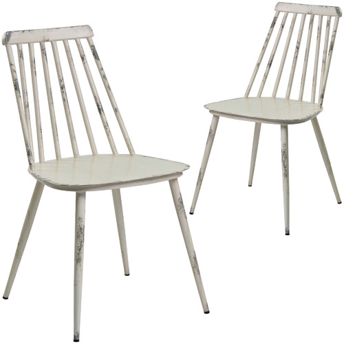 Oggetti Georgia Metal Outdoor Dining Chairs