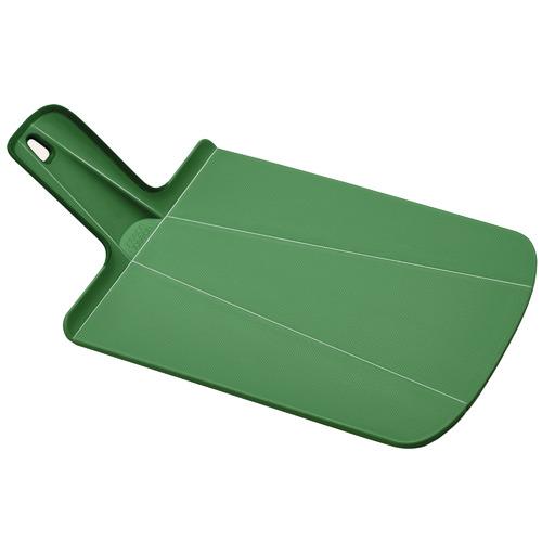Joseph Joseph Small Forest Green Chop2Pot Plus Folding Chopping Board