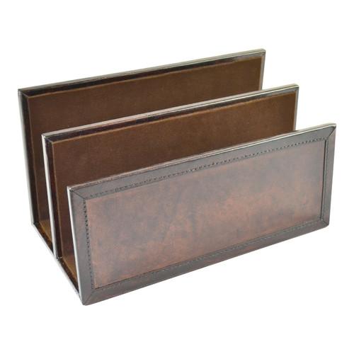 Kundra Genuine Leather Letter Holder
