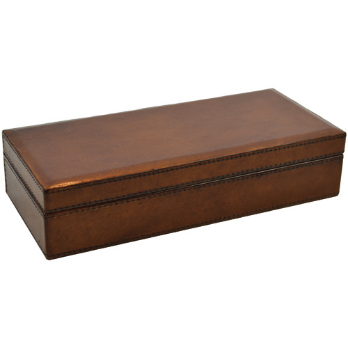 Kundra Constantin Leather Pen & Watch Box