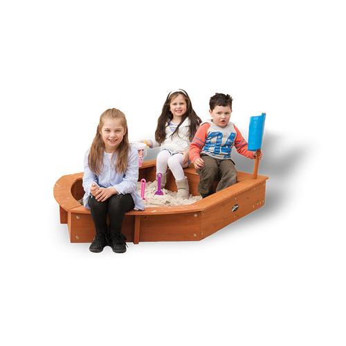 Outdoor Kids Kids' Boat Sandpit