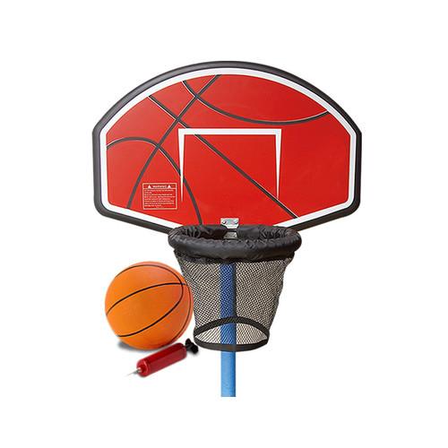 Lifespan Kids Trampoline Basket Ball Ring