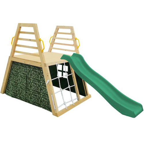 Outdoor Kids Cooper Climb & Slide Set