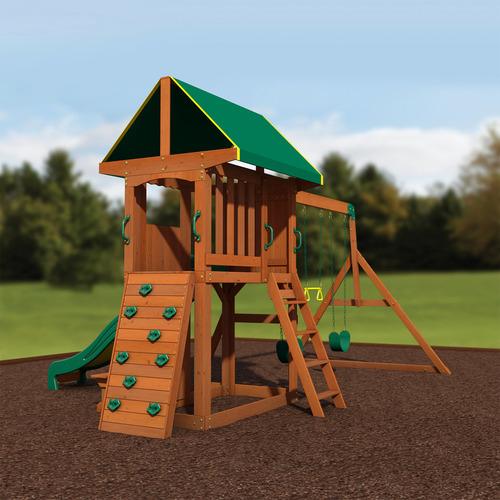 Outdoor Kids Somerset Cedar Wood Play Centre